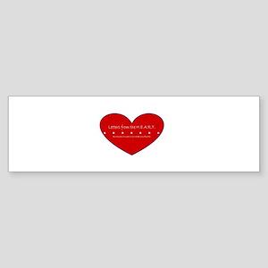 Banner Bumper Sticker