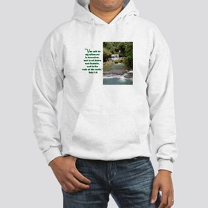 YS Falls Acts 1:8 Hooded Sweatshirt