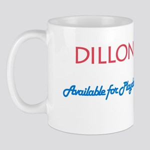 Dillon - Available for Playda Mug