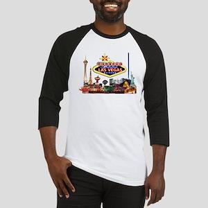 Vegas Nite Lites Baseball Jersey
