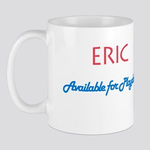Eric - Available for Playdate Mug