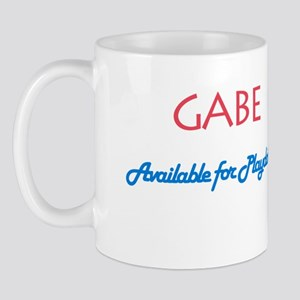 Gabe - Available for Playdate Mug