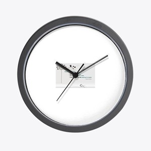 Einstein Wall Clock