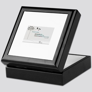 Einstein Keepsake Box