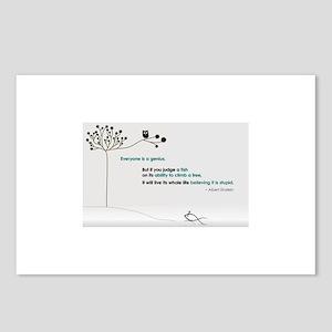 Einstein Postcards (Package of 8)