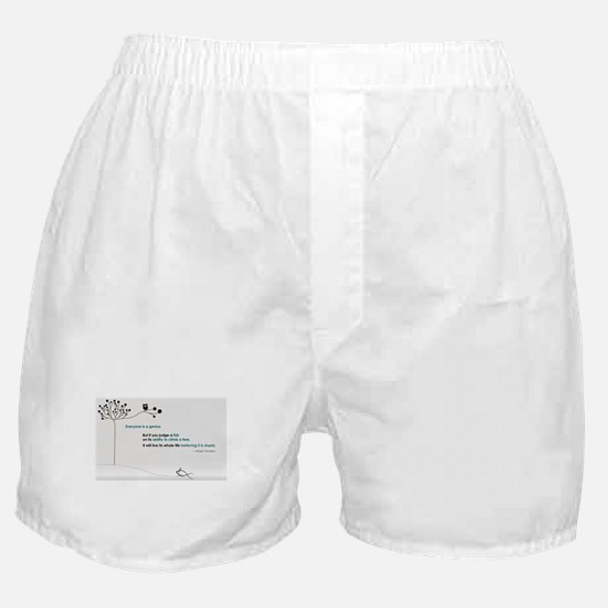 Einstein Boxer Shorts