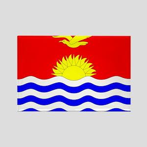 Kiribati Rectangle Magnet