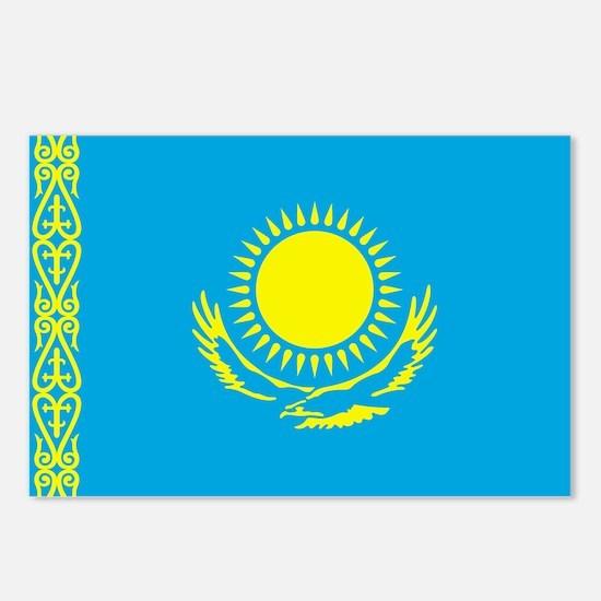 Kazakhstan Postcards (Package of 8)