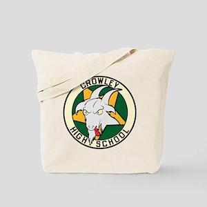 Crowley High School Tote Bag