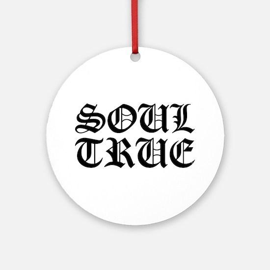 SoulTrue Ornament (Round)