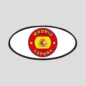 Madrid España Patch