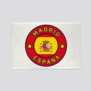 Madrid España Magnets