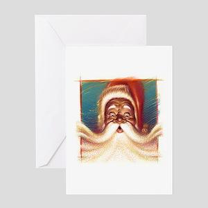 santa_large_16 Greeting Cards