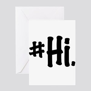 #Hi. Greeting Cards