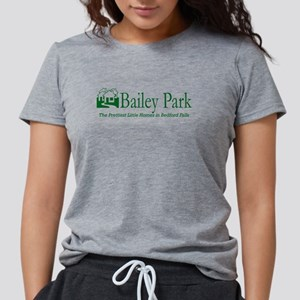 baileypark_trans_green T-Shirt