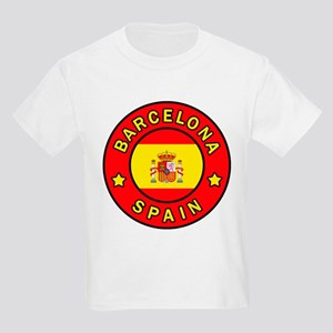 Barcelona Spain T-Shirt