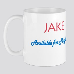 Jake - Available for Playdate Mug