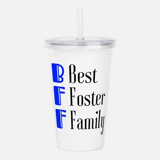 Best Foster Family Acrylic Double-Wall Tumbler