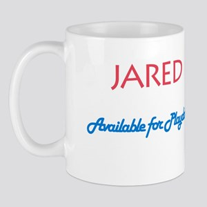 Jared - Available for Playdat Mug