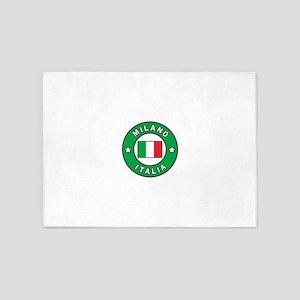 Milano Italia 5'x7'Area Rug