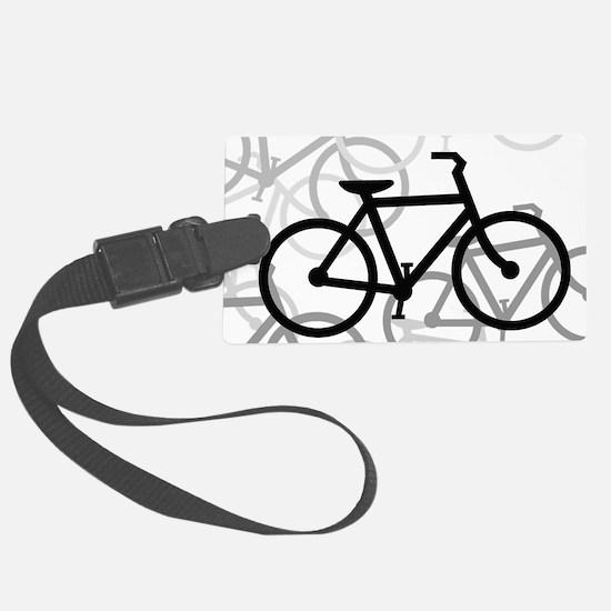 Bikes Luggage Tag