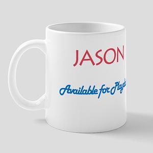 Jason - Available for Playdat Mug
