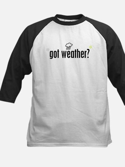 Weather Baseball Jersey