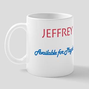 Jeffrey - Available for Playd Mug