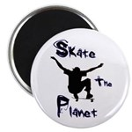 Skate the Planet Magnet
