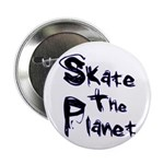Skate the Planet Button