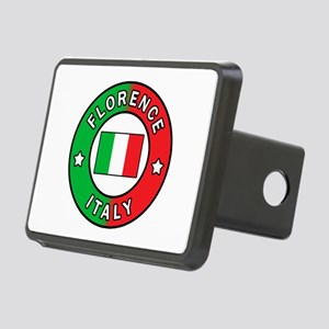 Florence Italy Rectangular Hitch Cover