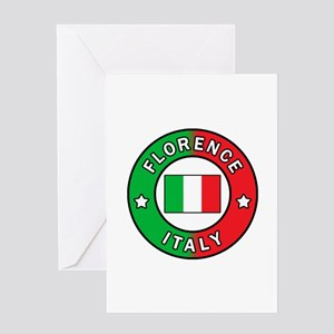 Florence Italy Greeting Cards