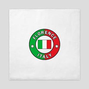 Florence Italy Queen Duvet