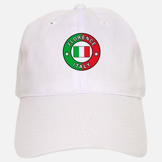 Florence Italy Baseball Baseball Cap