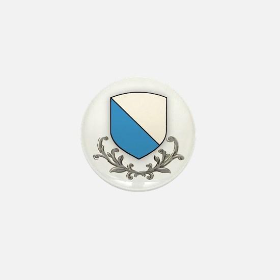 Canton Zurich Mini Button