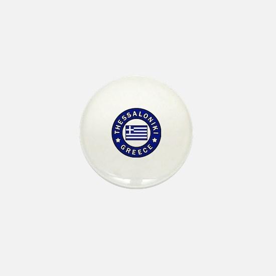 Funny I love greece Mini Button