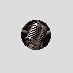 Microphone Mini Button