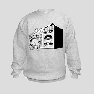Boombox Kids Sweatshirt