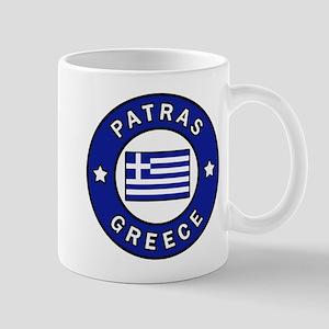 Patras Greece Mugs
