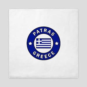 Patras Greece Queen Duvet