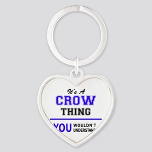It's CROW thing, you wouldn't understand Keychains