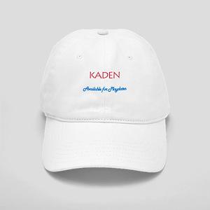 Kaden - Available for Playdat Cap