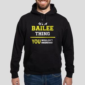BAILEE thing, you wouldn't understan Hoodie (dark)