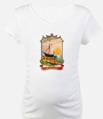 New Hampshire Coat of Arms Shirt