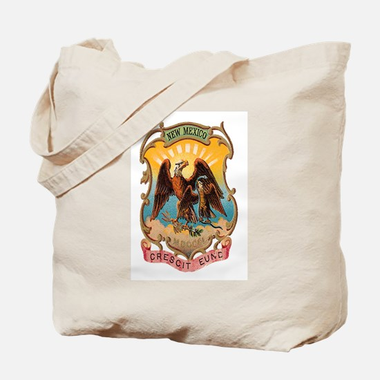 New Mexico Coat of Arms Tote Bag
