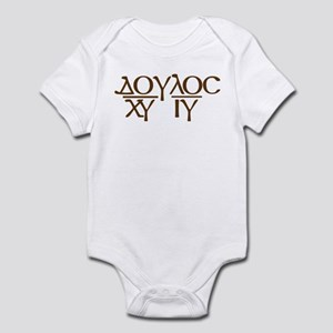 Servant of Christ Jesus (2) Infant Bodysuit