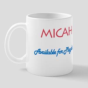 Micah - Available for Playdat Mug