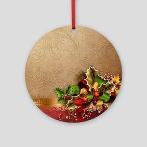 Christmas Decor Round Ornament