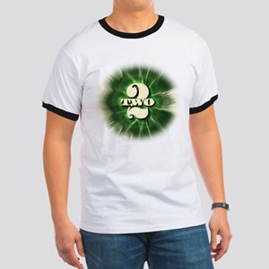 The TWO $2 bill - Ash Grey T-Shirt