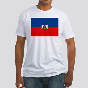Haiti Fitted T-Shirt